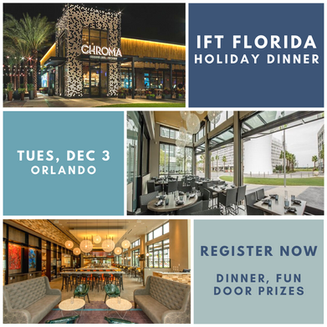 Ingredients Inc Sponsor IFT Florida