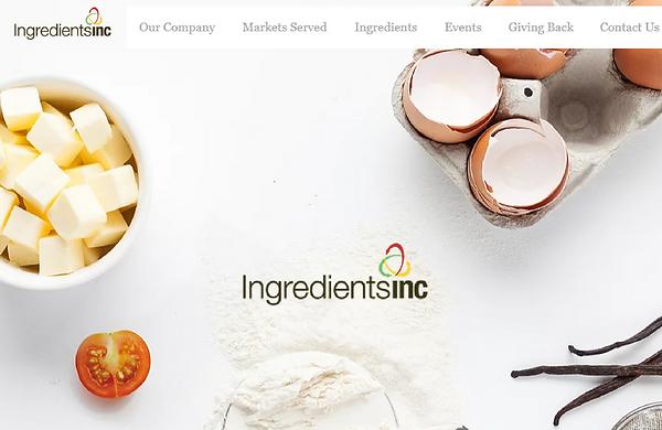 ingredients inc