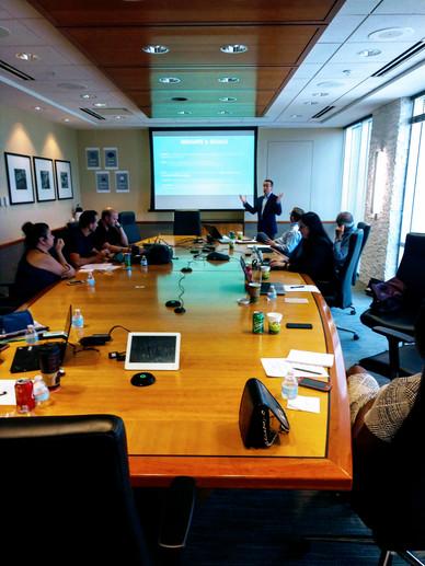 IFT Florida, Annual Board Meeting Russ W