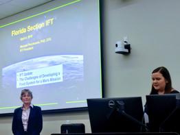 Michelle Perchonok IFT Florida Event (4)