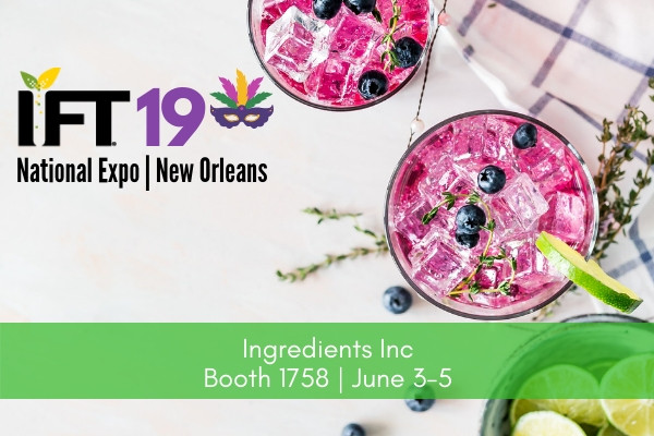 Coming to IFT in NOLA?