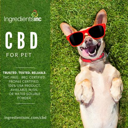 CBD for Pet Applications