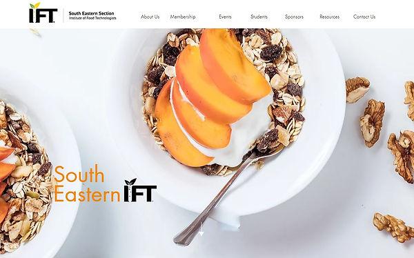 seift southeasternift.org homepage.JPG