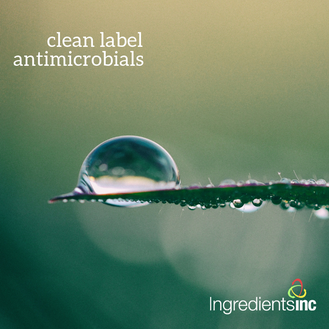 ingredients inc antimicrobials