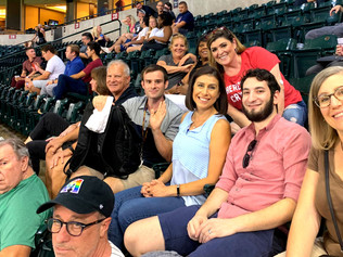 Cactus IFT at Chase Field to watch the A