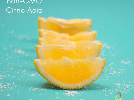 non-GMO Citric Acid