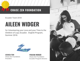 Aileen Widger of Chase Zen Foundation.pn
