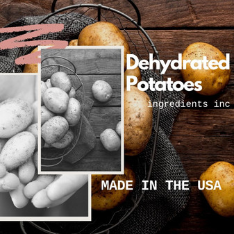 Dehydrated Potatoes from Ingredients Inc