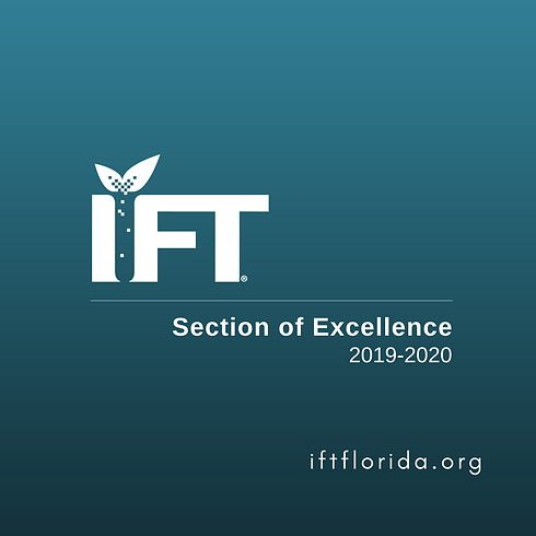section of excellence IFT Florida Instag