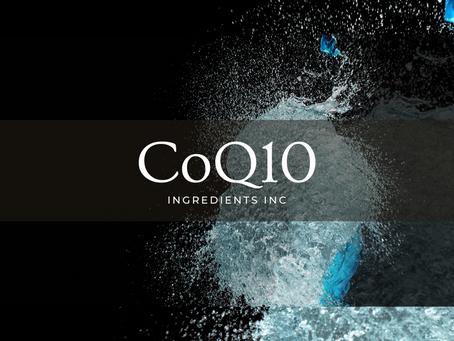 CoQ10: Amazing Opportunities!