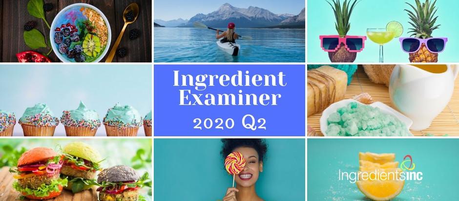 2020 Q2 | Ingredient Examiner