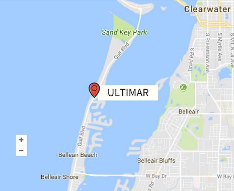 Ultimar Condos Map