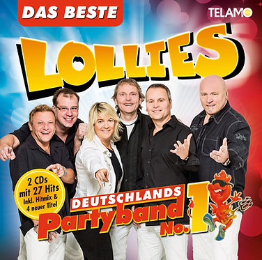 Das Beste von Deutschlands Party-Band No. 1 - Die Doppel-CD