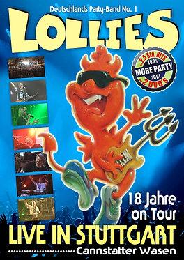 Live In Stuttgart! Doppel-DVD