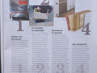 EuCoMat met Bramstone in 'Ik ga bouwen en renoveren.