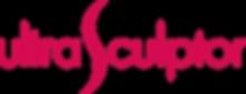 logo ultrasculptor pink.png