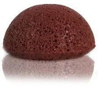 French Red Clay Konjacspons