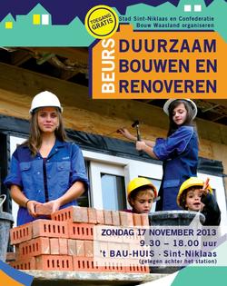 EURS 'Duurzaam bouwen en renoveren'
