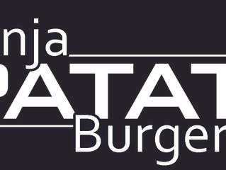 Nieuw : Banja-PATAT burger !