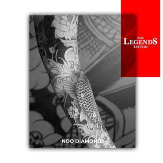The Legends Tattoo