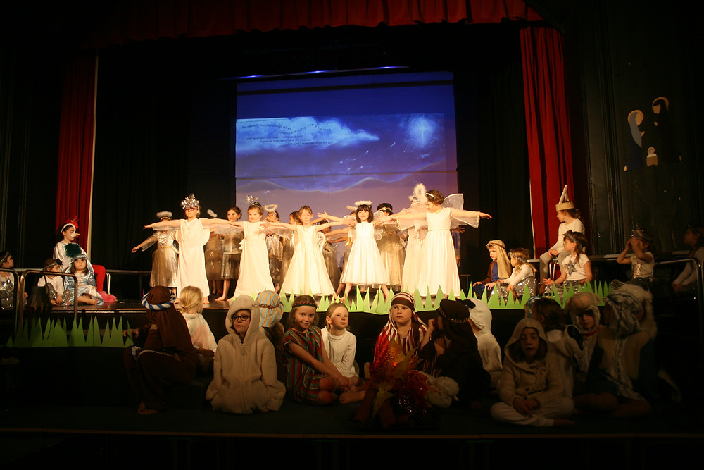 The Mount School production