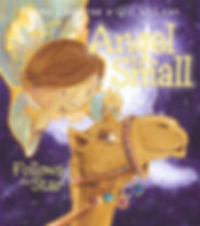 Angel Small Nativity Musical Book