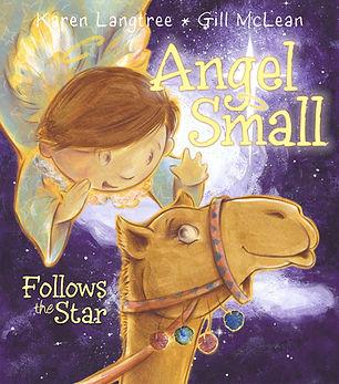 Angel Small Nativity Musical Book