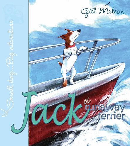 Jack the Runaway Terrier