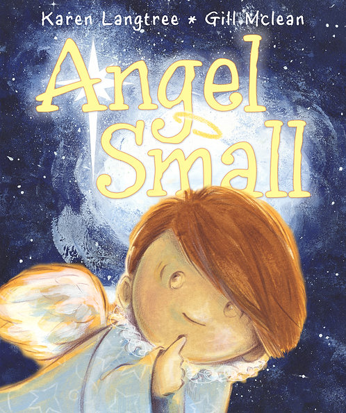 Angel Small and  Angel Small Follows the Star