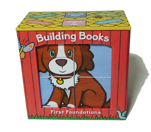 Building Books - First Foundations