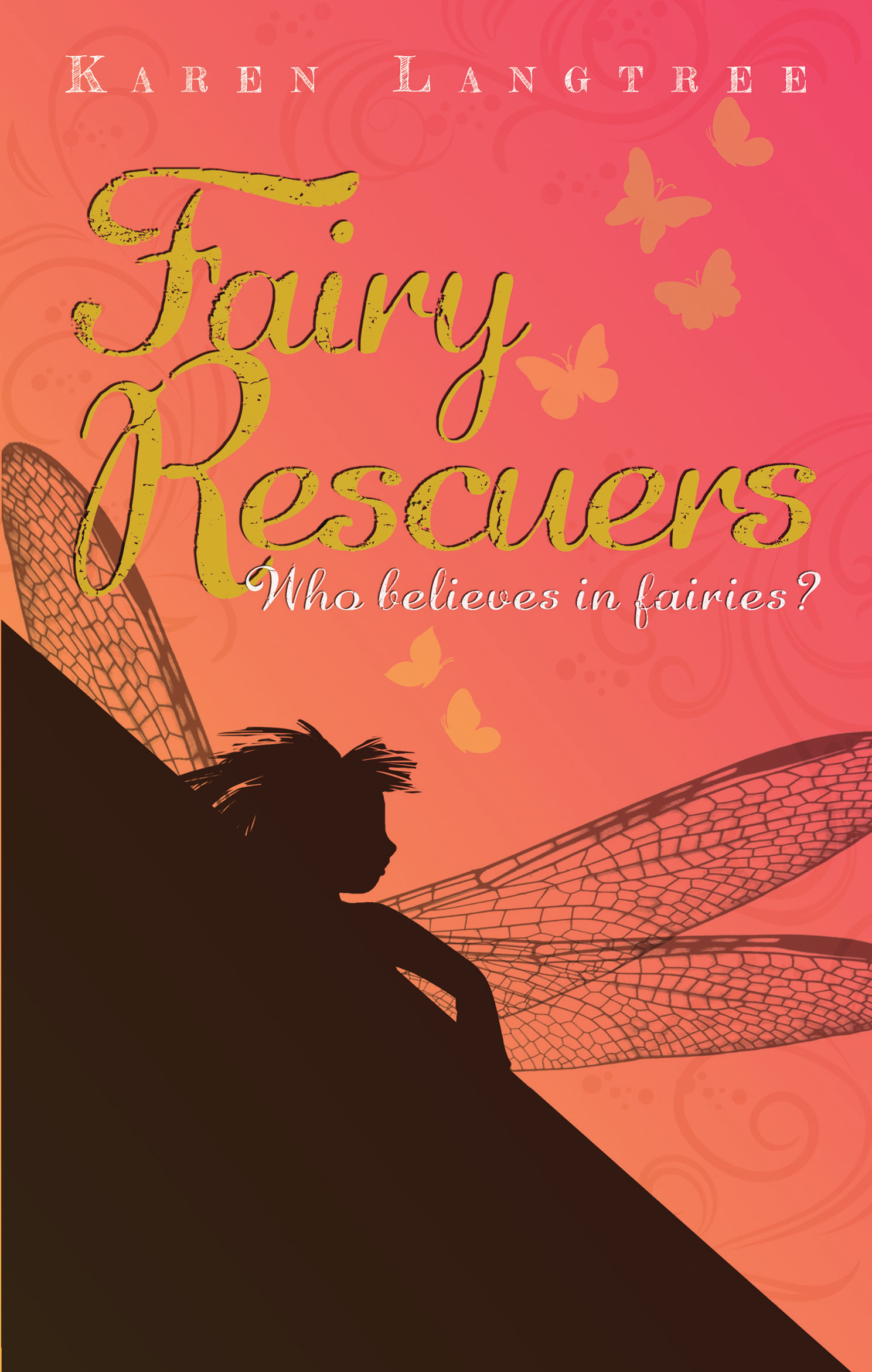 Fairy Rescuers cover layout