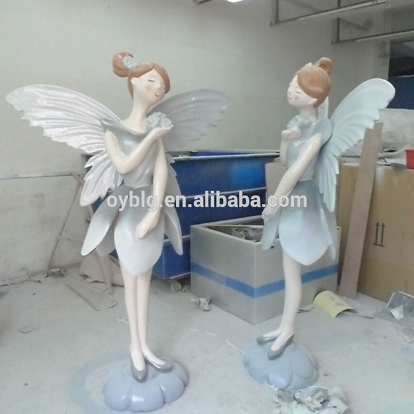Factory-hand-made-200cm-fiberglass-angel
