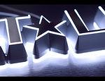 アクリル,LED,チャンネル文字,看板,アクリル削り出し文字