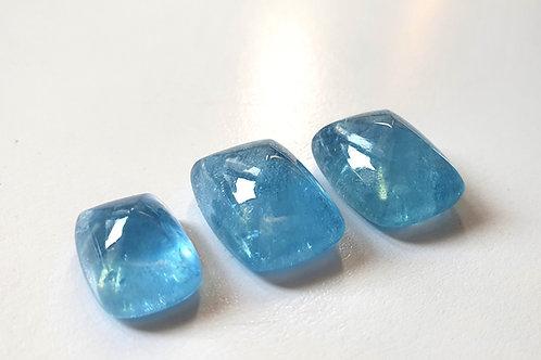 Aquamarine Sugarloaf  AAA Quality Gemstone