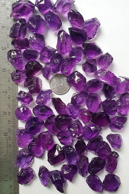 High Grade Natural Amethyst Raw Material Amethyst Fine Rough Gemstone stone
