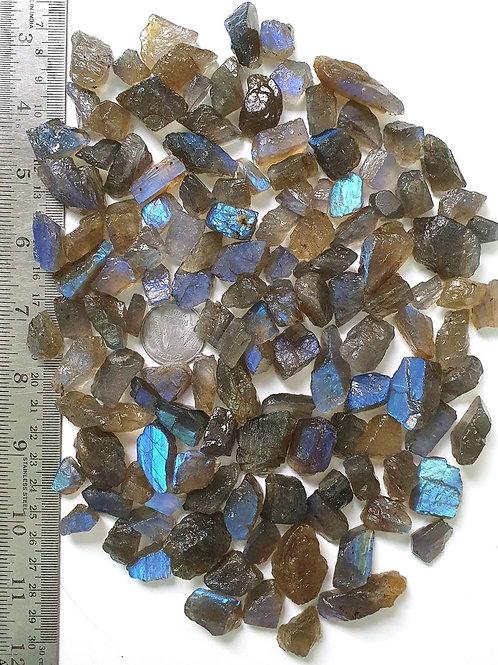 Labradorite Raw Material Rough Gemstone