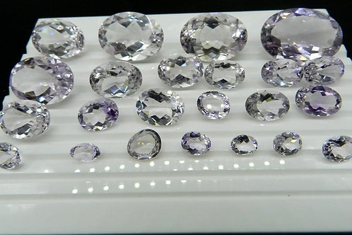 Pink Amethyst Fancy Mix Faceted Shape Natural Gemstone 293.40 Ct 100 % Natural