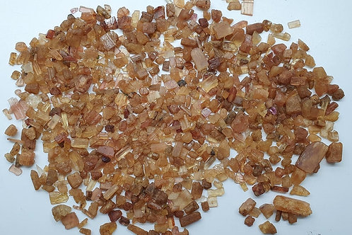 High Grade Natural Imperial Topaz Raw Material Fine Rough Gemstone For Jewelry