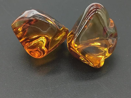 Citrine Tumbled Smooth Gemstone AAA+ 1 Piece / 50 Ct Approx Gemstone