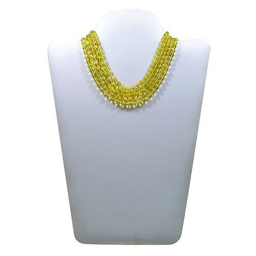 Lemon Quartz -16'' Brazil straight dill drops Gemstone 1 Strand  Jewelry Beads