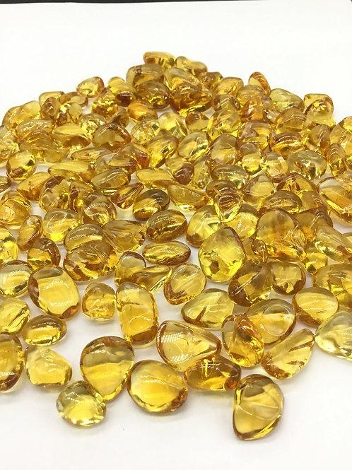 Citrine Tumbled Gemstone AAA+ 1 Piece / 10.55 Ct Gemstone for Jewellery rings