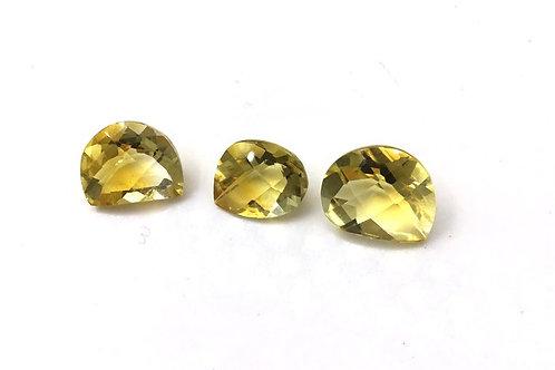Citrine Faceted Fancy Shapes Natural Loose Gemstone