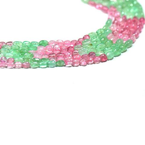 AAA Emerald -Tourmaline Smooth Tumble Gems
