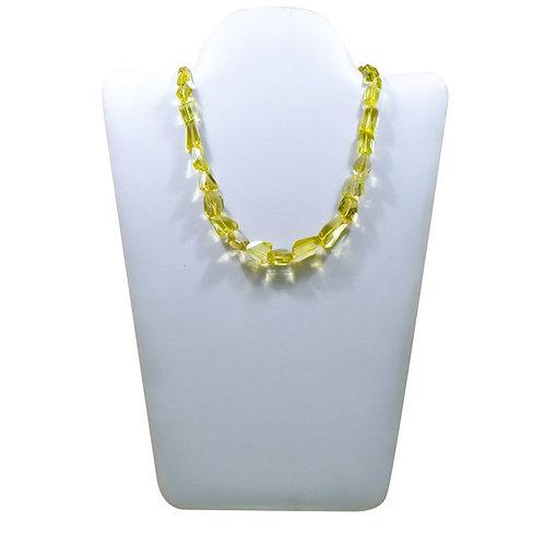 Lemon Quartz wholesale - 16'' Brazil Faceted Tumble Gemstone 1 Strand  Jewelry