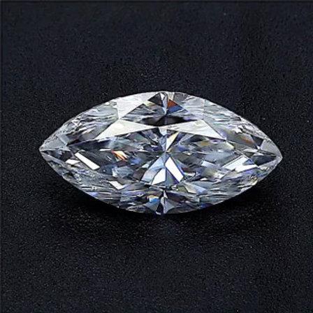 Marquise Moissanite D COLOR VVS1 Loose- Gemstone