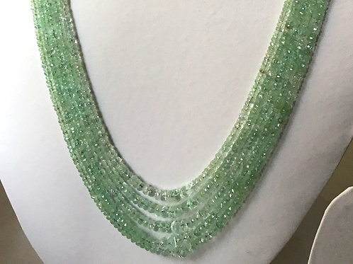 Colombian emerald Emerald Beads Natural Gemstone Faceted Beads Top Color Emerald
