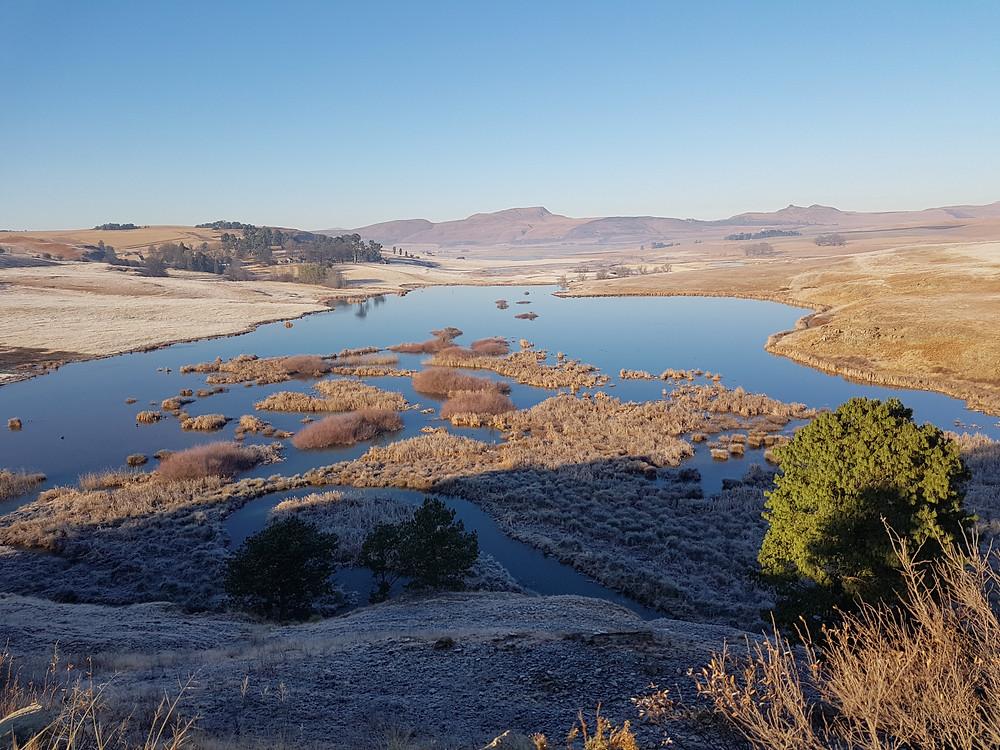Wetlands, Southern Drakensberg