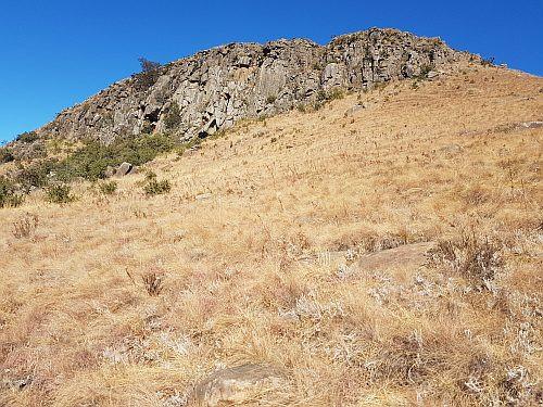 Inhlosane Mountain