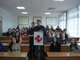 г.Новокузнецк пополняет ряды доноров в рамках Всероссийской акции «Будь здоров»