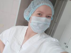 В начале гуманного пути: медицинский лабораторный техник - Дарья Андреевна